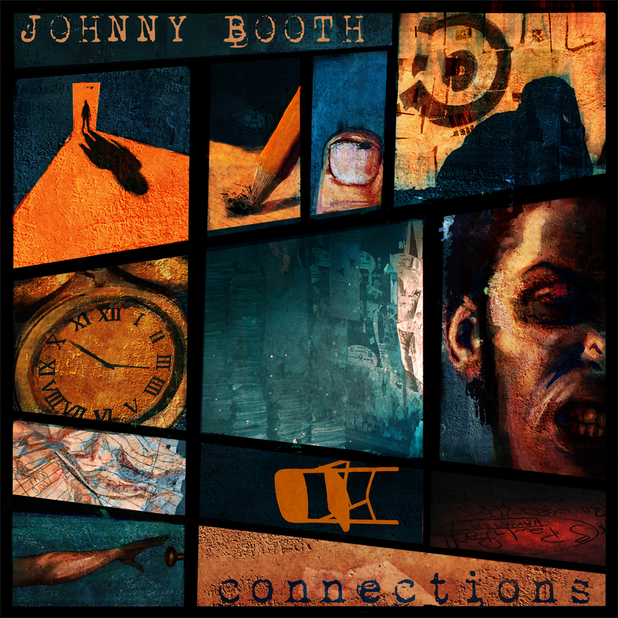 Album art for Johnny booth: connections