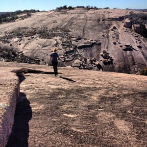 Enchanted Rock Ghost Stories